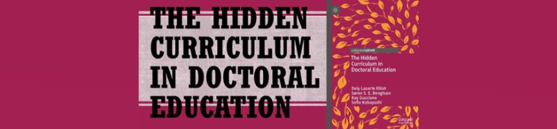 The Hidden Curriculum Launch Event